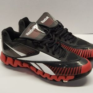 Reebok Zigtech Cooperstown Low Baseball Cleats 13 97e9a19d8
